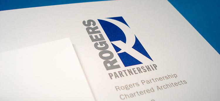 Rogers Partnership Architects Logo