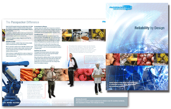 Corporate / company brochure design
