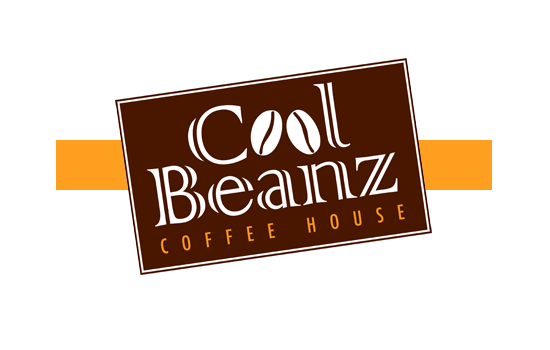 Logo design for Cool Beanz Coffee House