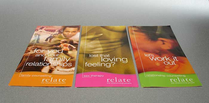 Relate leaflets